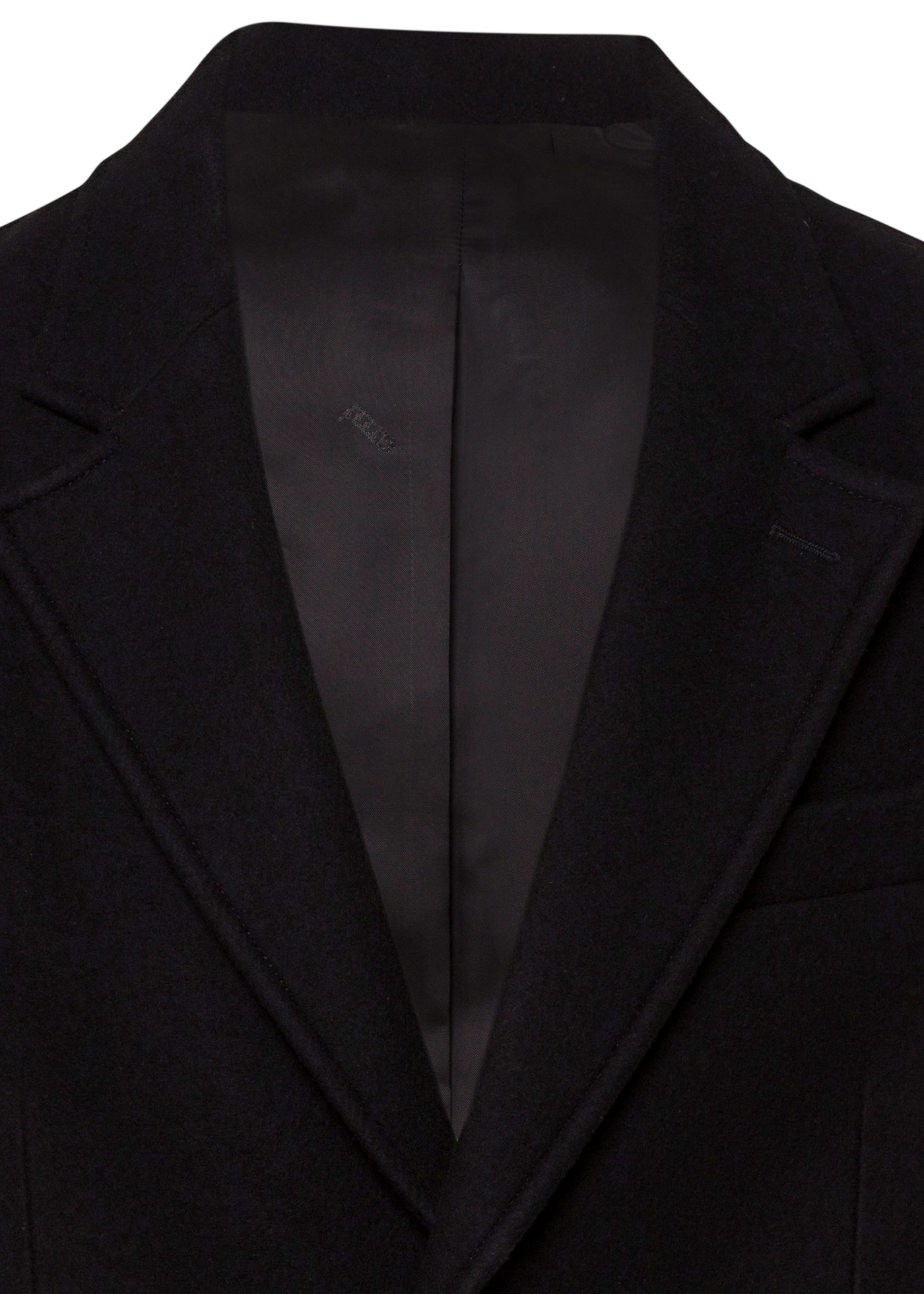 TWO BUTTONS COAT image number 2