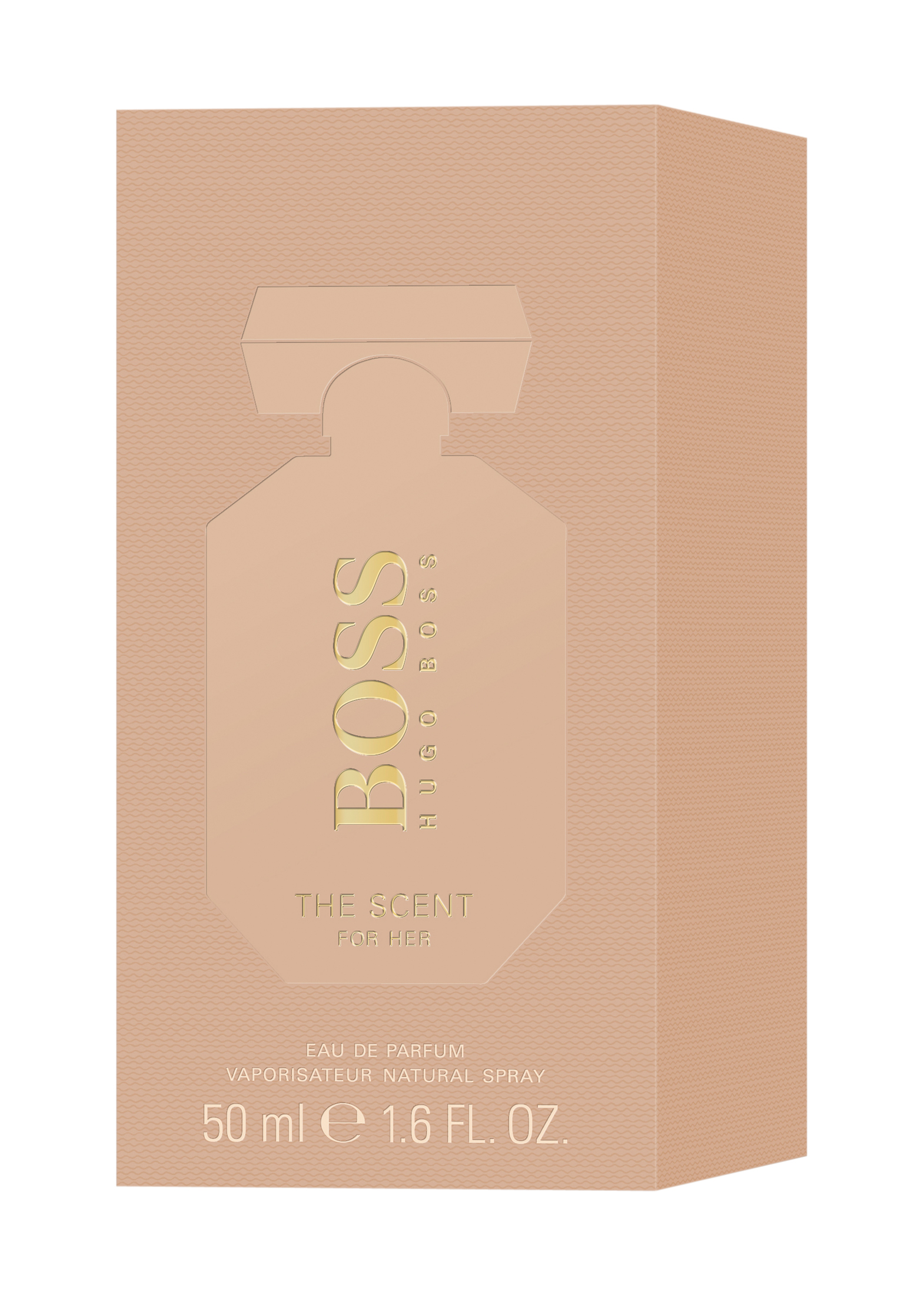 BOSS THE SCENT FOR HER EDP 50ML image number 1