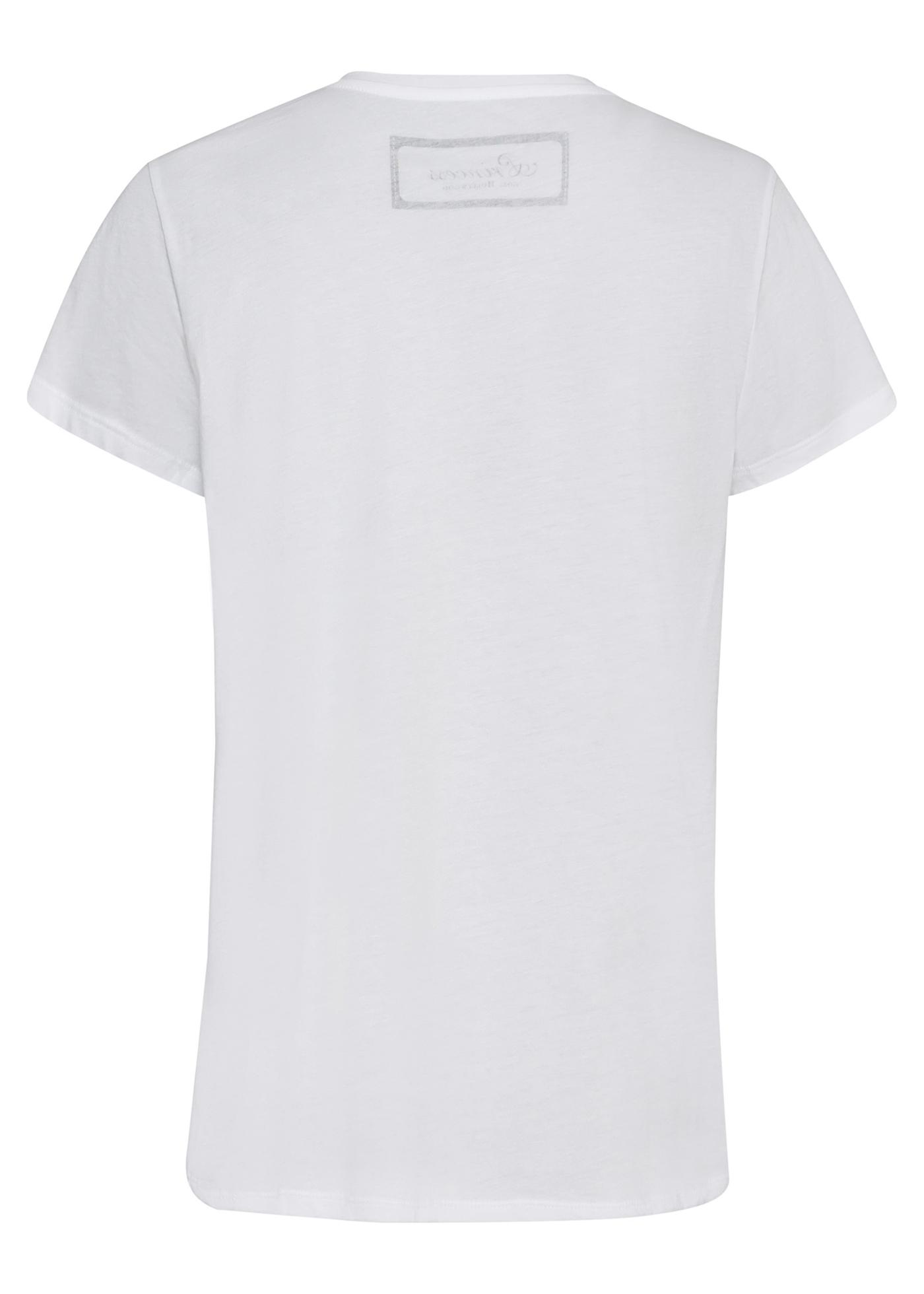 T-Shirt glitter circle tee image number 1