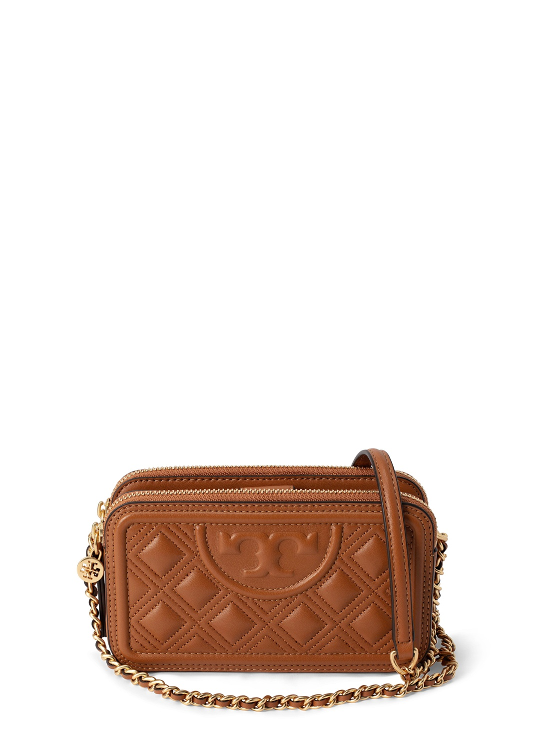 FLEMING DOUBLE-ZIP MINI BAG image number 0