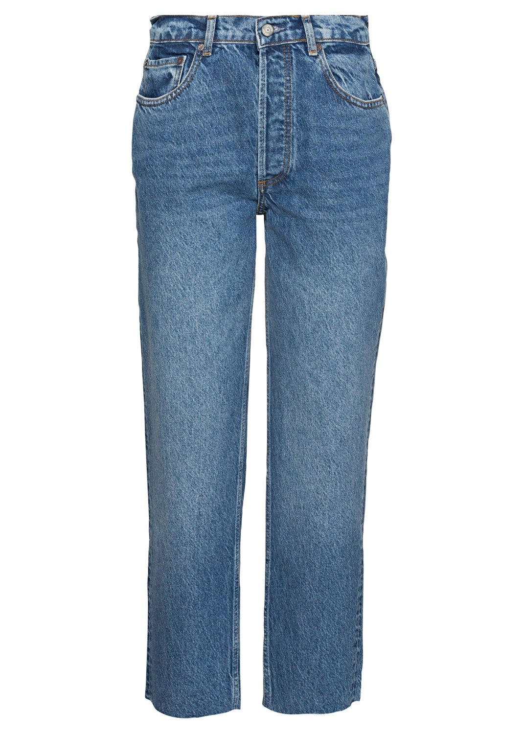 -TOMMY HIGH RISE STRAIGHT JEAN image number 0