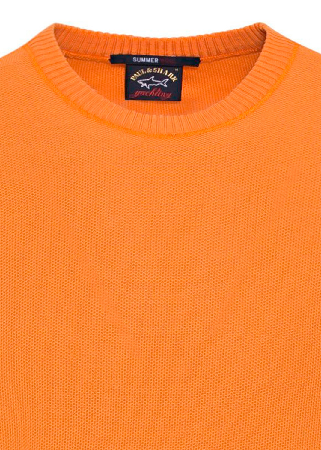 MEN'S KNITTED ROUNDNECK C.W. WOOL image number 2