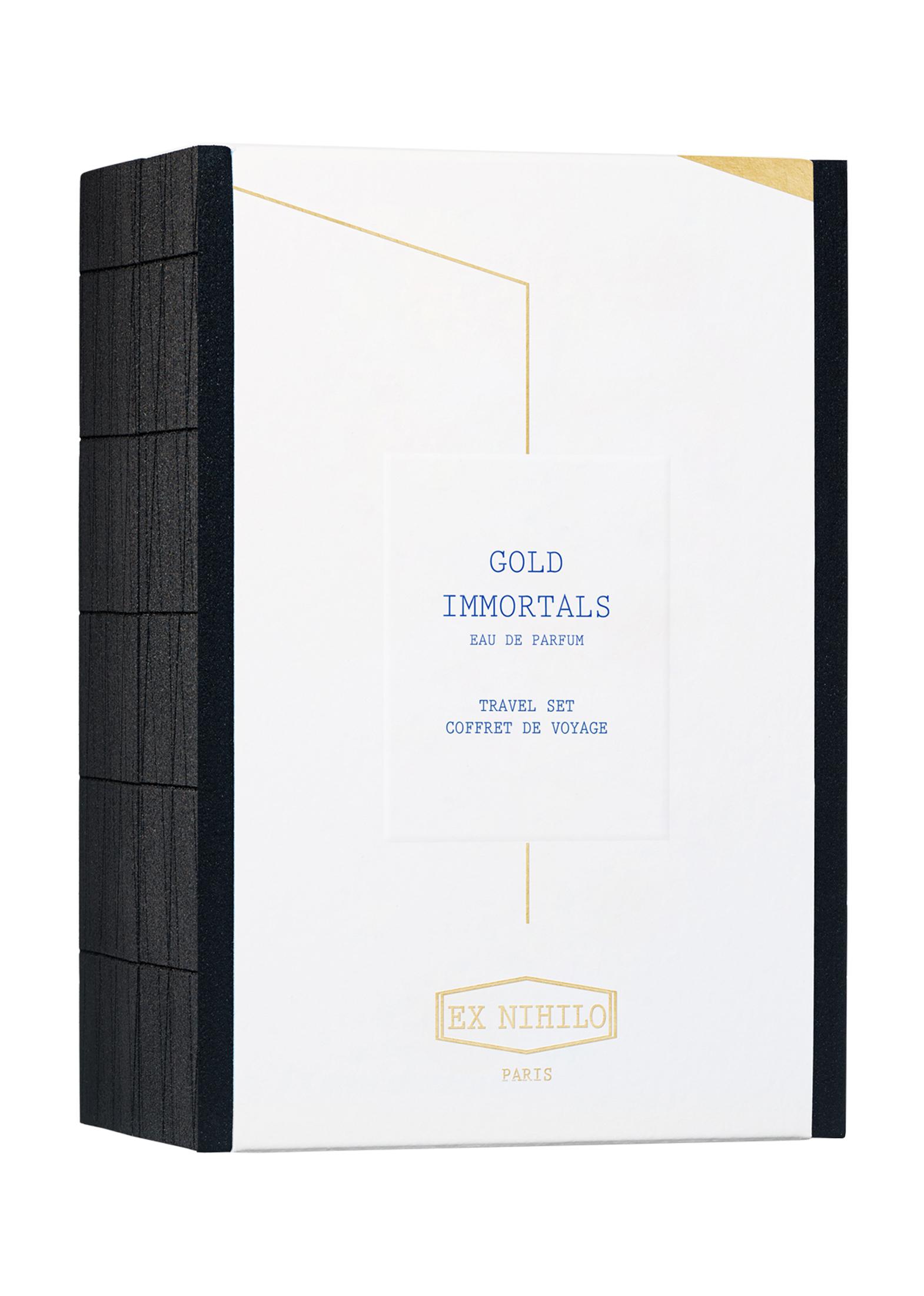 EX NIHILO Gold Immortals Traval Set 5 x 0,75 ml image number 1