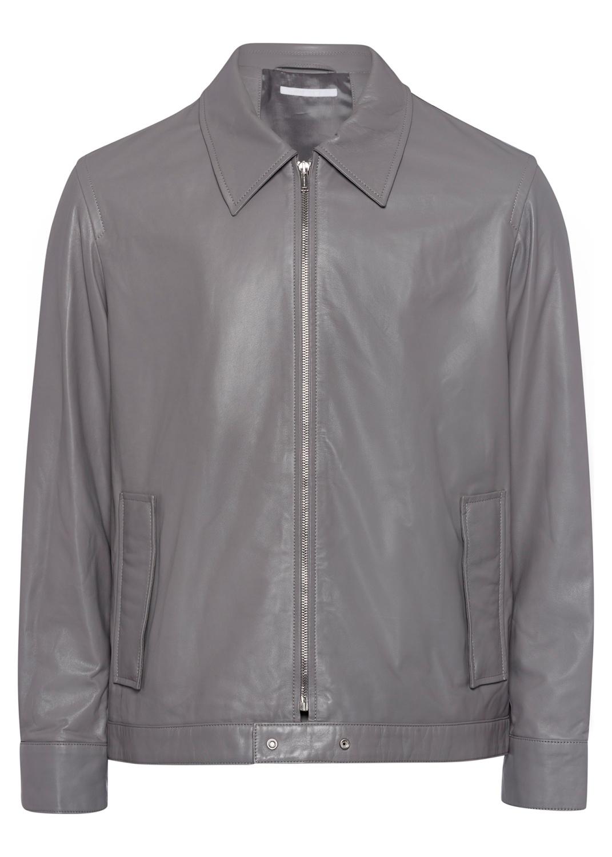 LTHR Zip Jacket image number 0