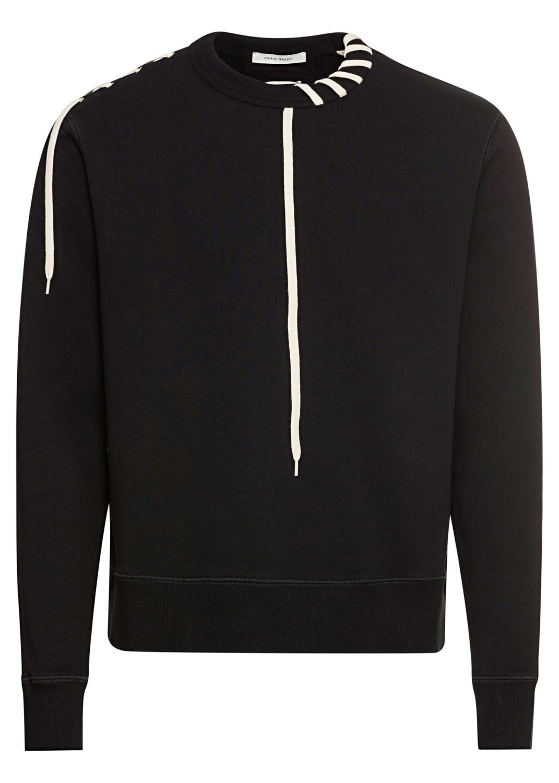 Laced Sweatshirt image number 0