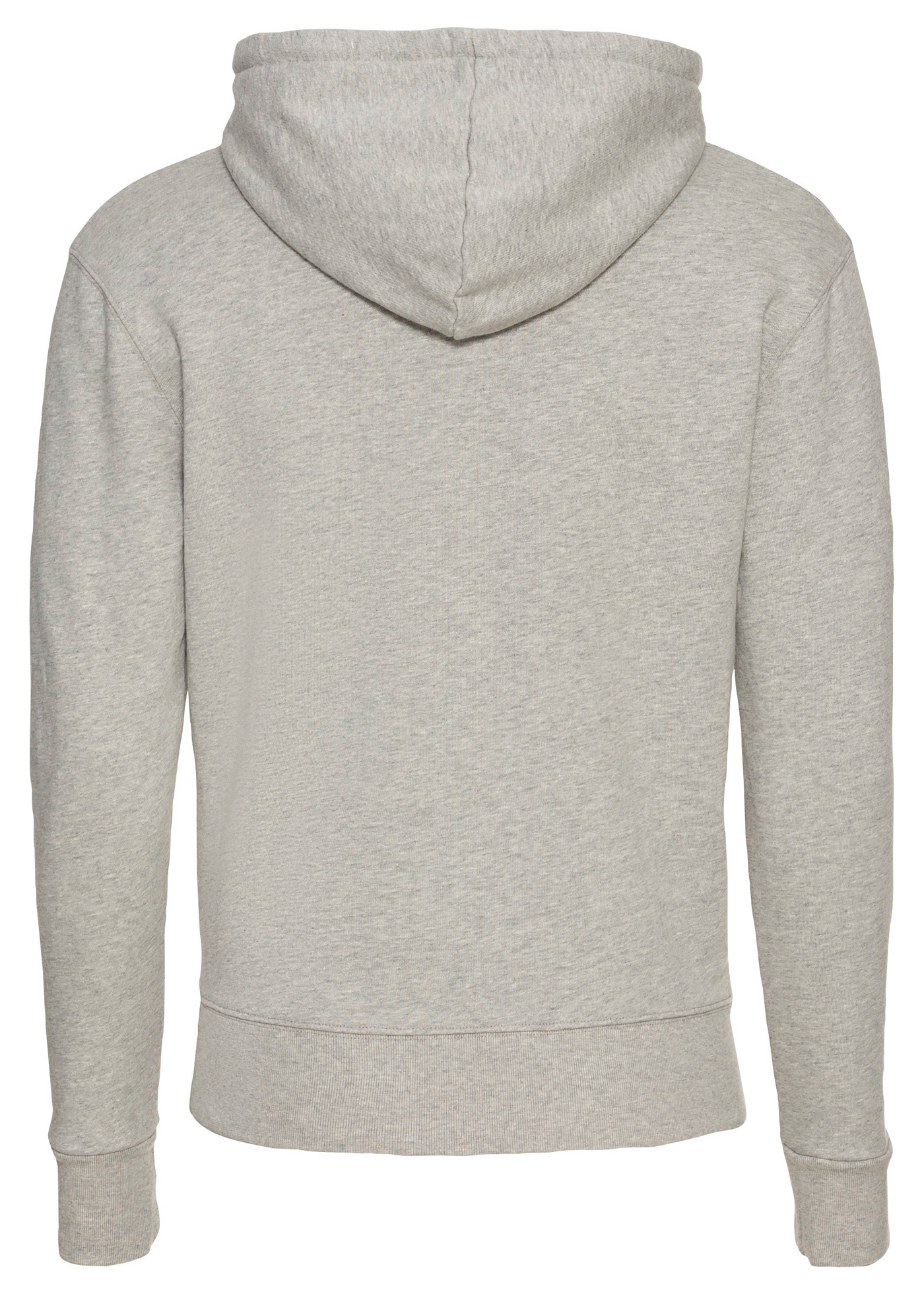 NAVY FOX PATCH CLASSIC HOODIE image number 1