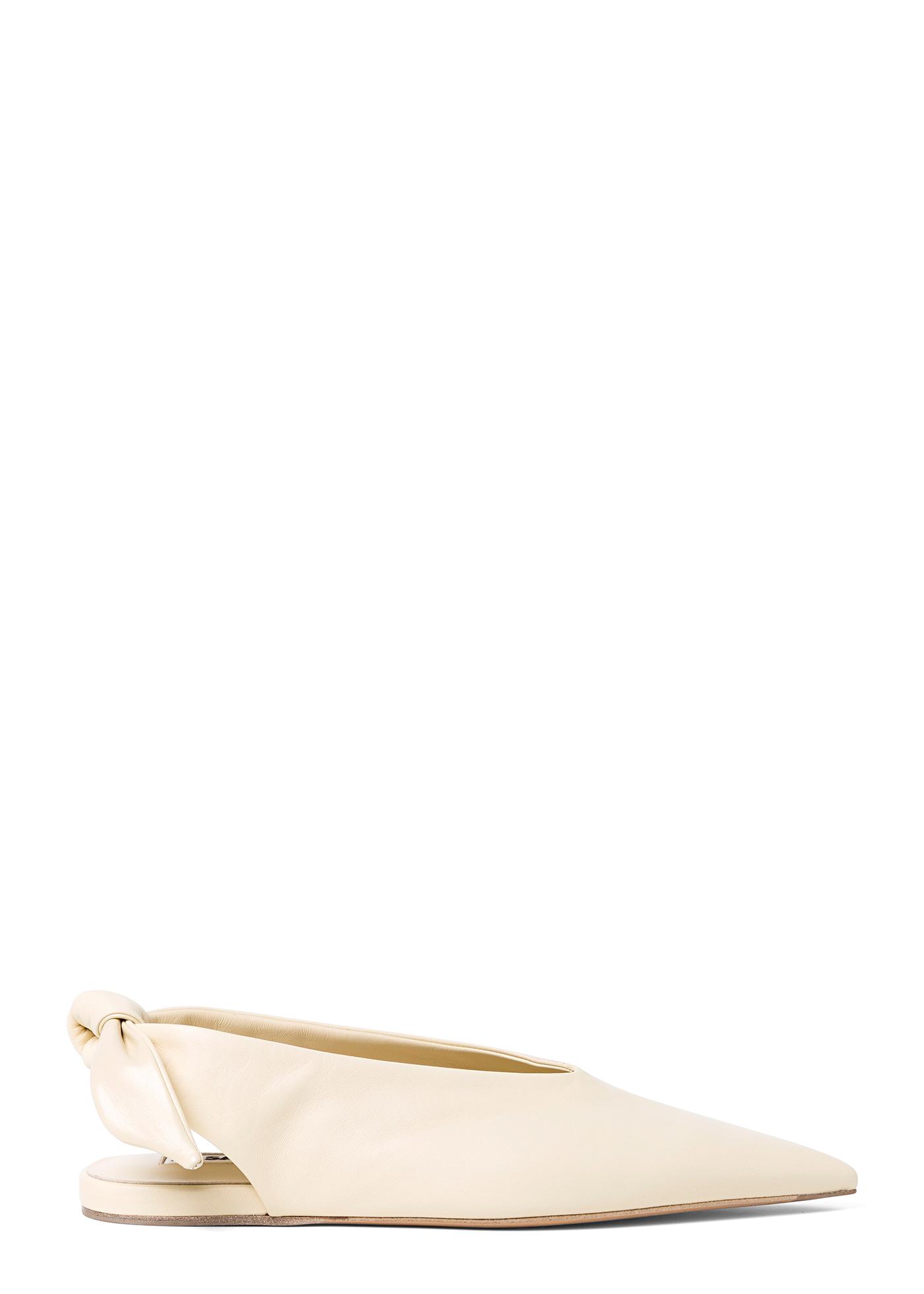 Slingback Ballerina Nappa image number 0