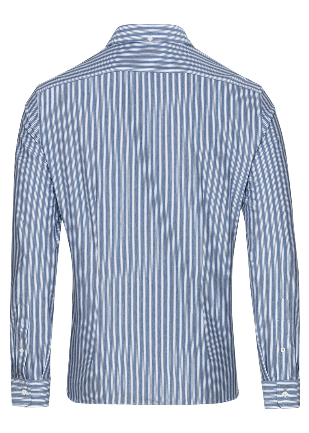 Cotton Jersey Striped Shirt image number 1