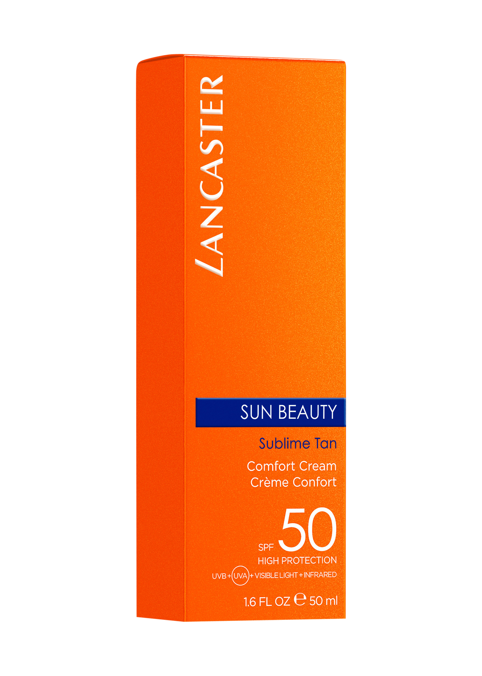 LANC., SUN CARE COM.TOUCH CR. SPF50 50ML image number 1