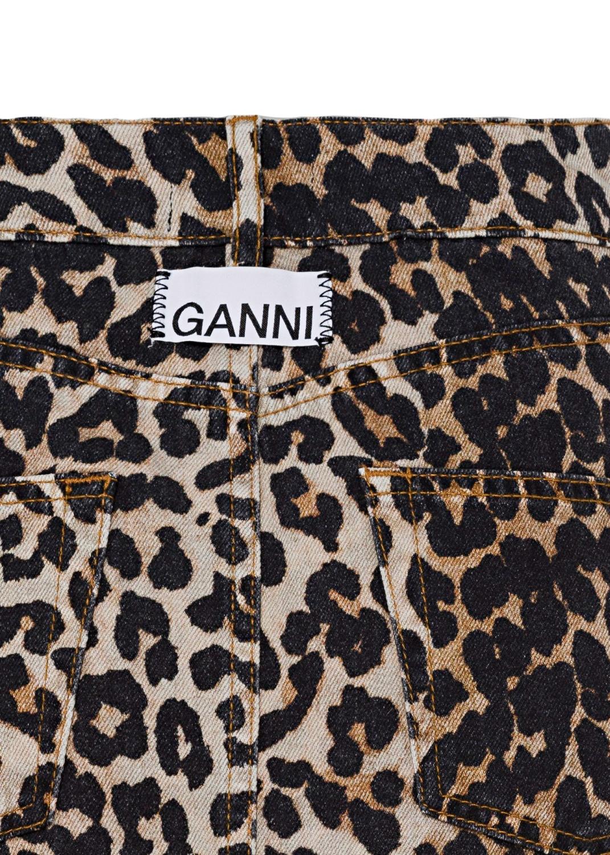Skirt Print Denim image number 3