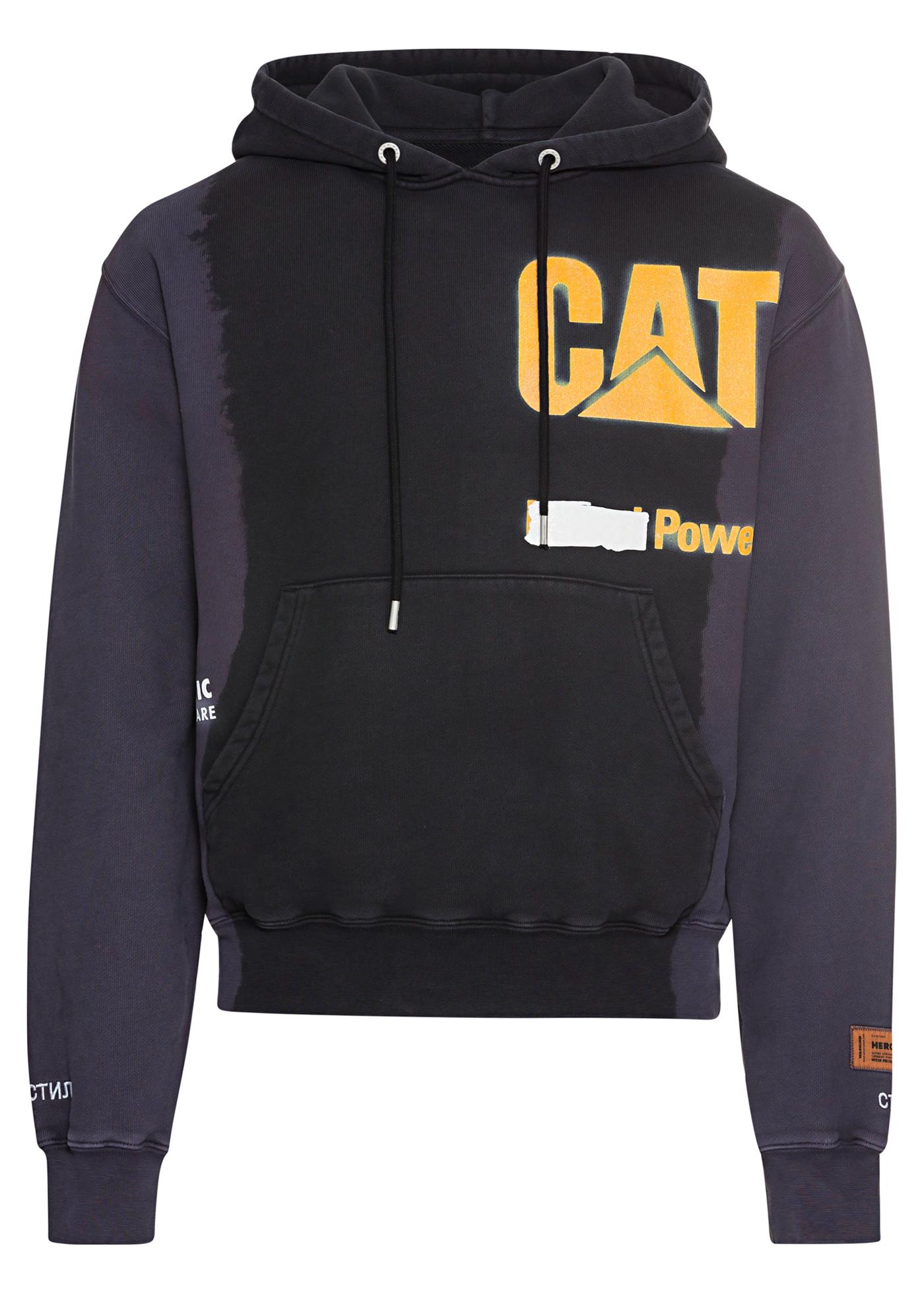 CAT HOODIE POWER image number 0