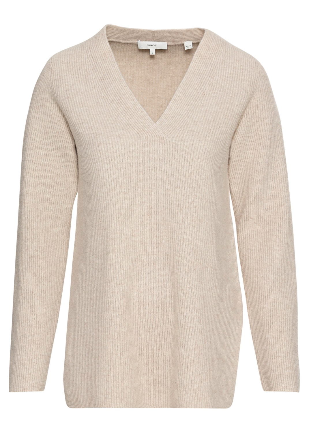 CLEAN RIB TUNIC image number 0