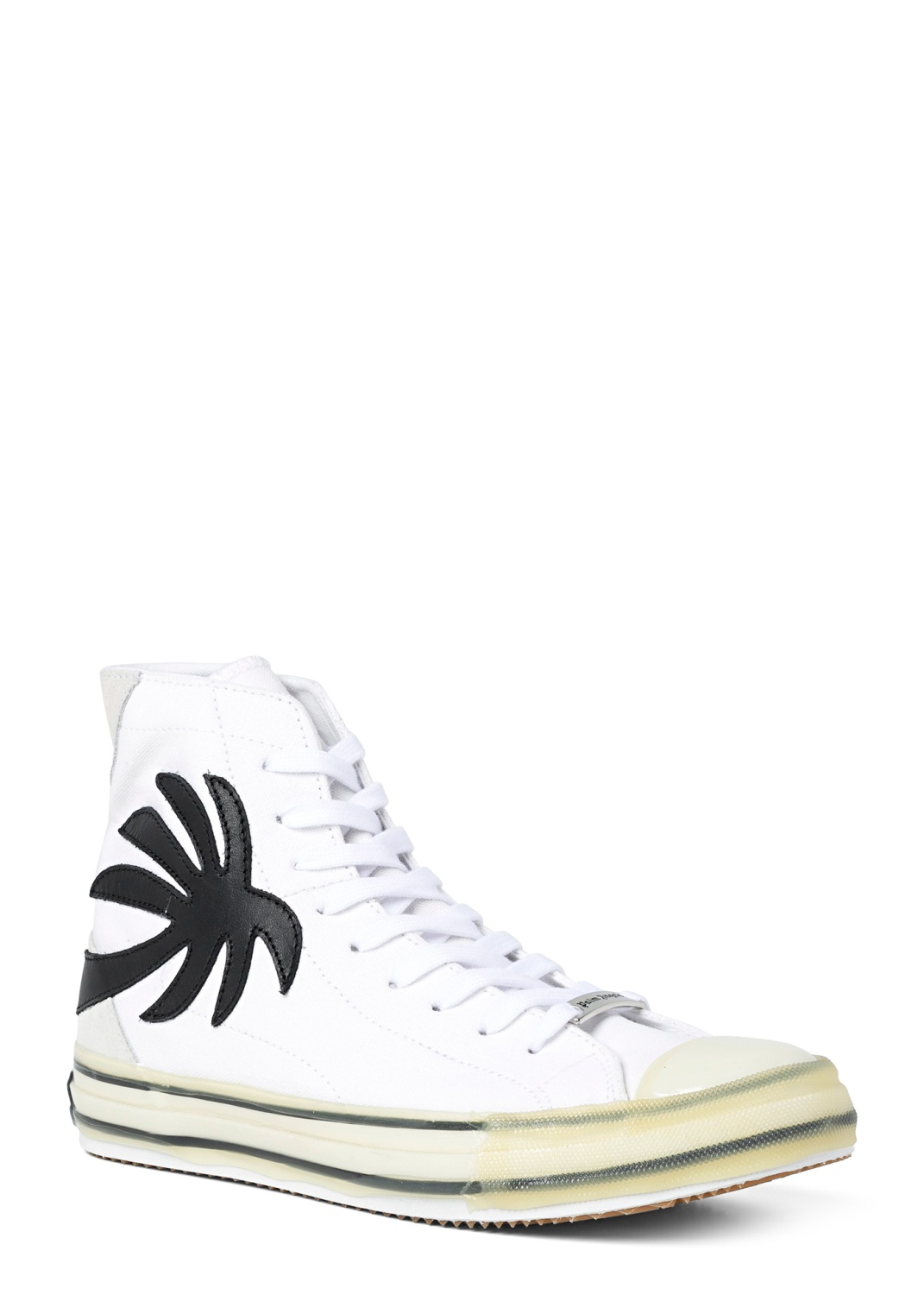 VULC PALM HIGH TOP WHITE BLACK image number 1