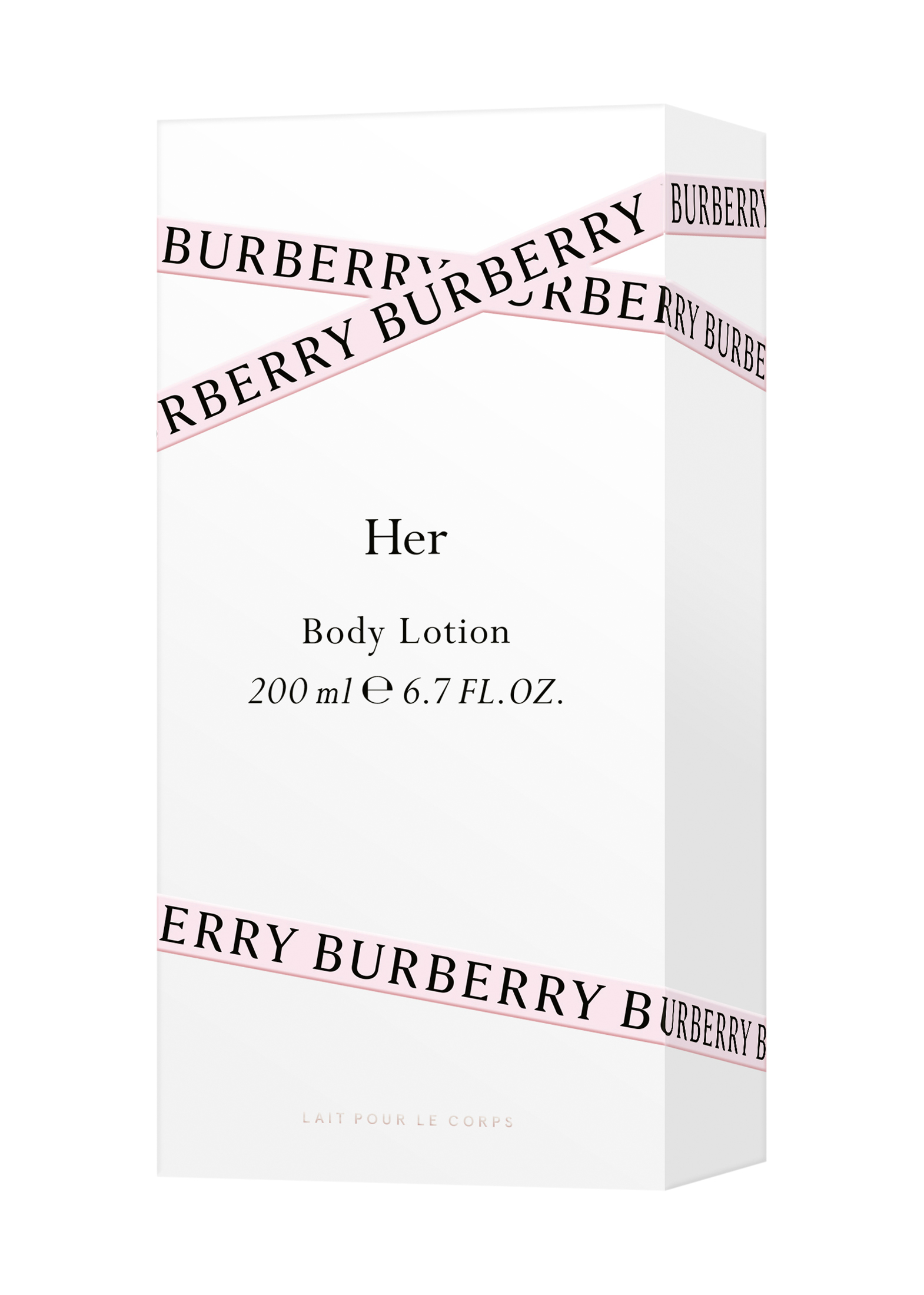 Burberry HER Body Lotion 200ml image number 1