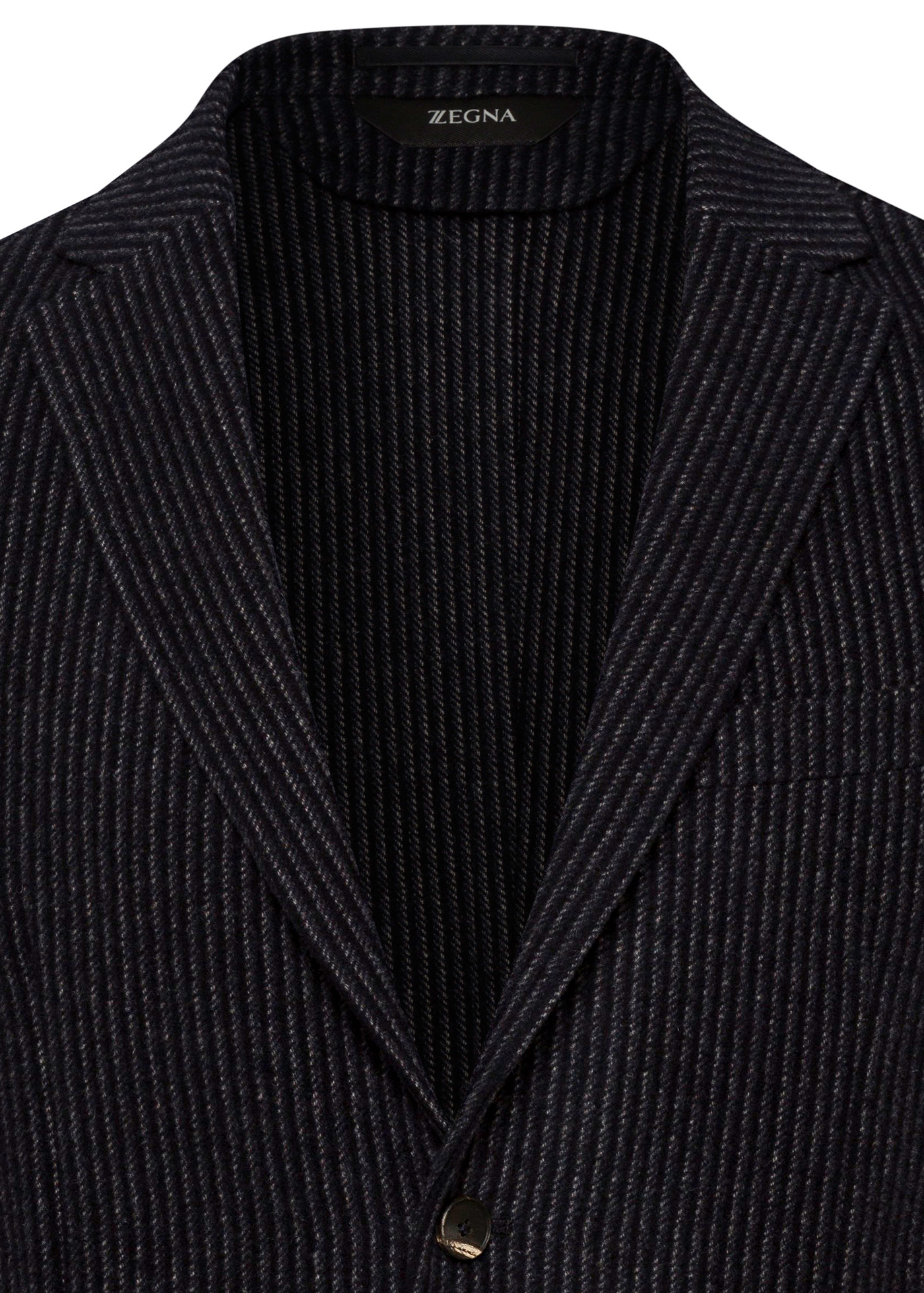 RECYCLED WOOL BLEND JACKET image number 2