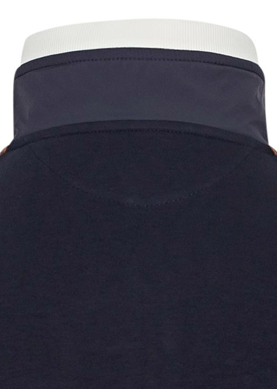 Cotton Jersey Zip Thru image number 3