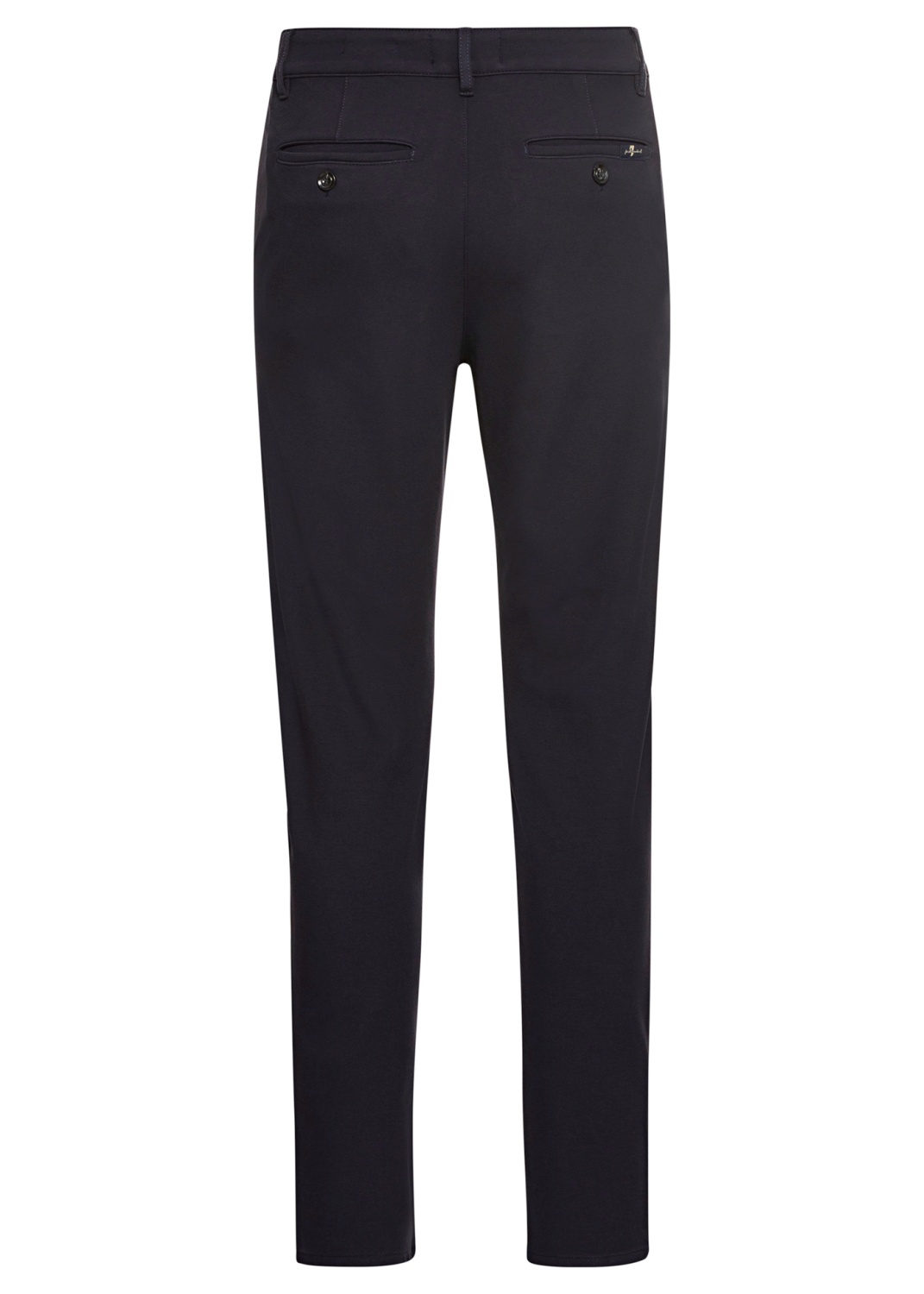 TRAVEL CHINO Double Knit  Navy image number 1