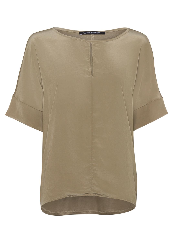 Blusenshirt mit Rücken-Patch image number 0