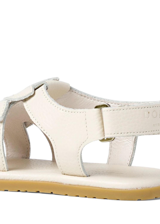 Velcro Sandal w flower image number 3