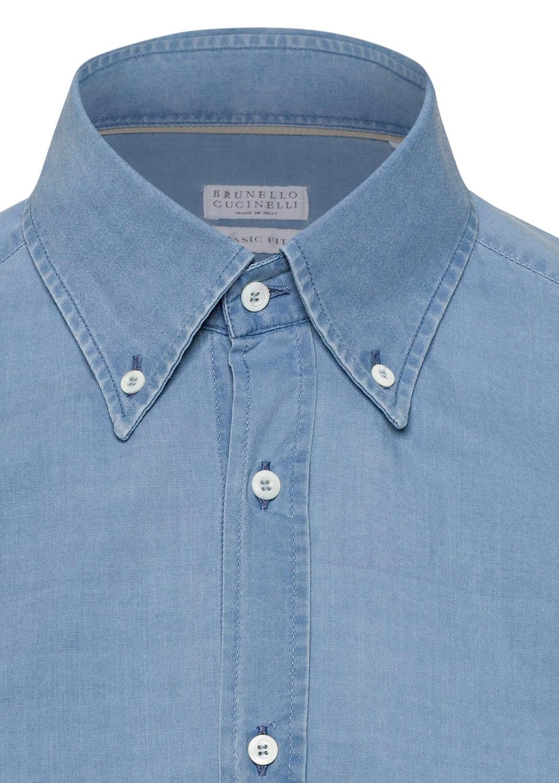 Denim Shirt image number 2