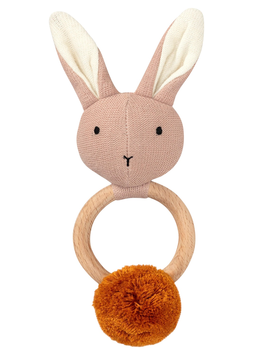 Aria Knit Rattle image number 0