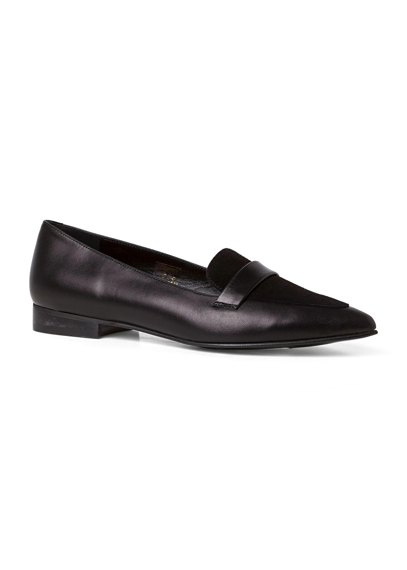 Alexandra II Loafer Nappa Suede Mix image number 1