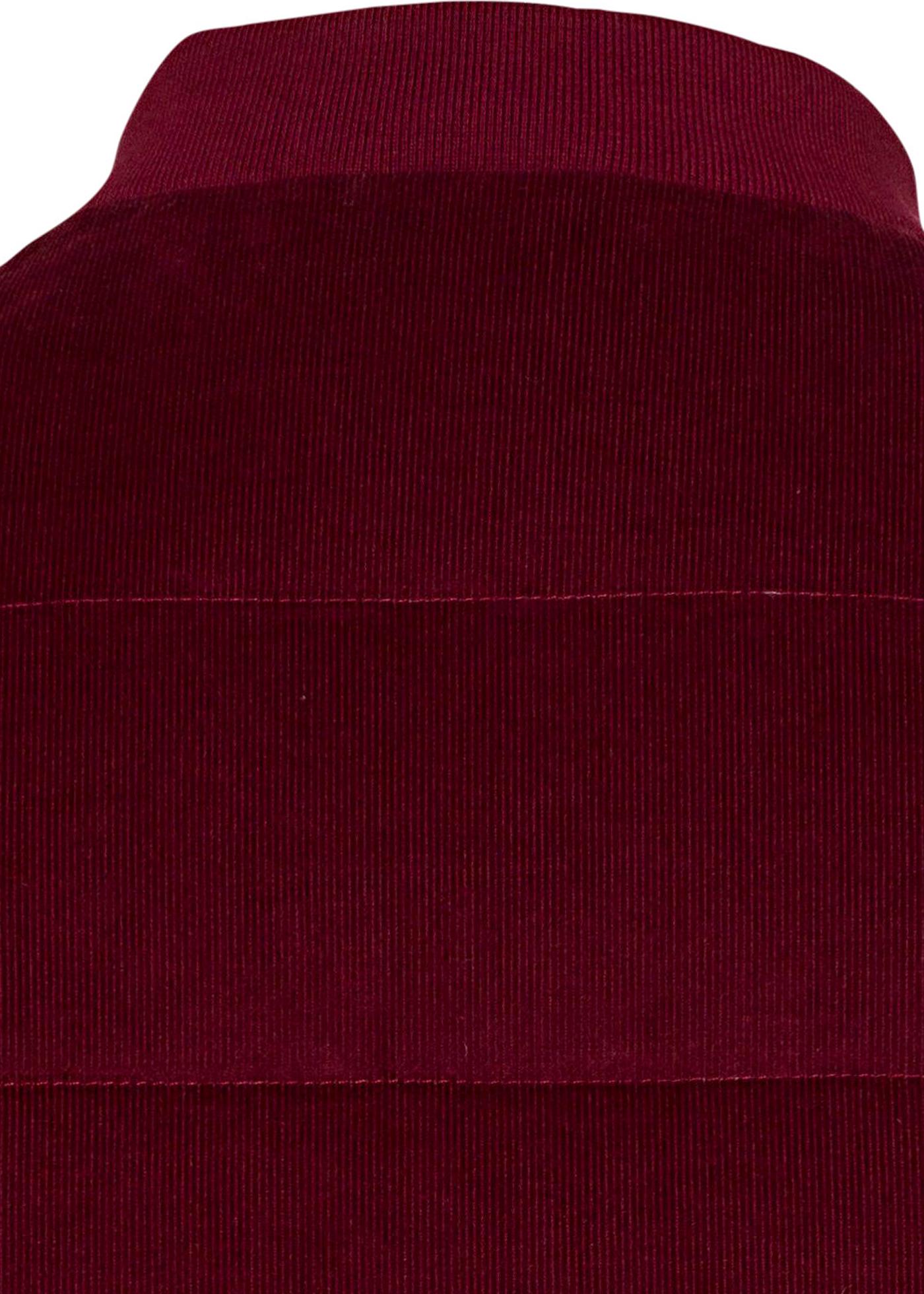 Quilt Baseb Cord Vest image number 3