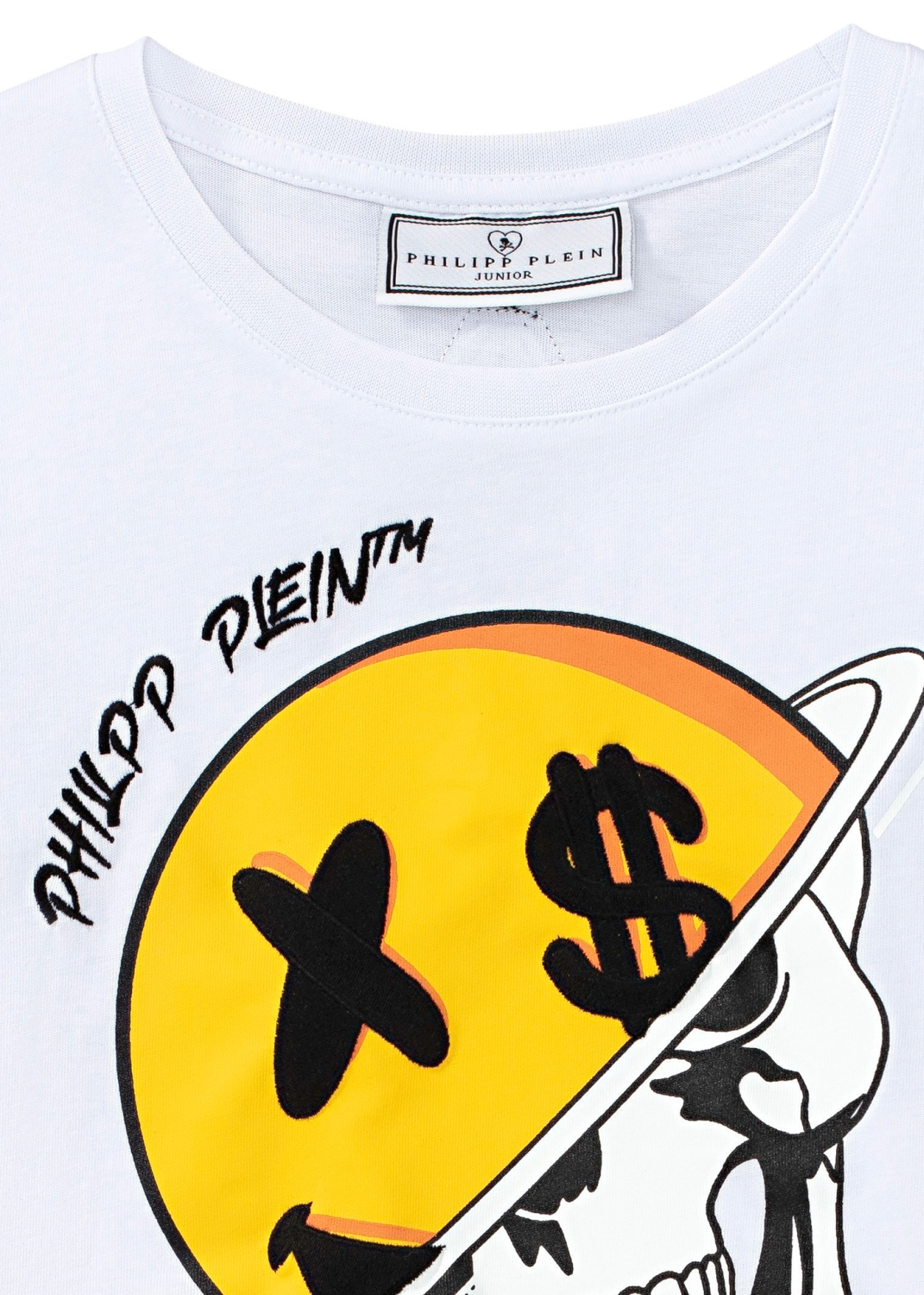 Smile T-shirt Round Neck SS image number 2