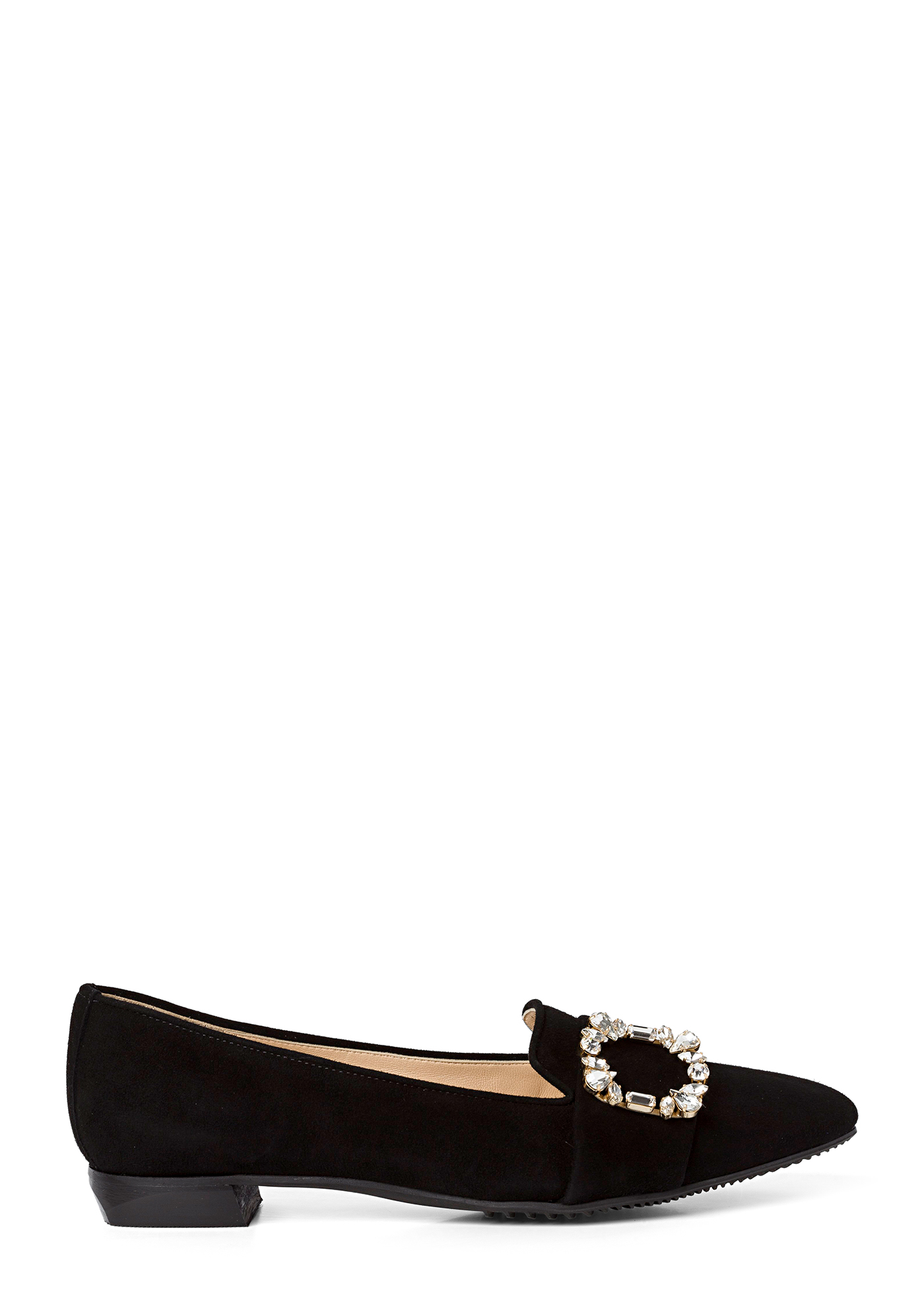 LOAFER WITH METALLIC DETAIL image number 0