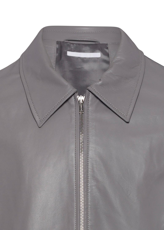 LTHR Zip Jacket image number 2