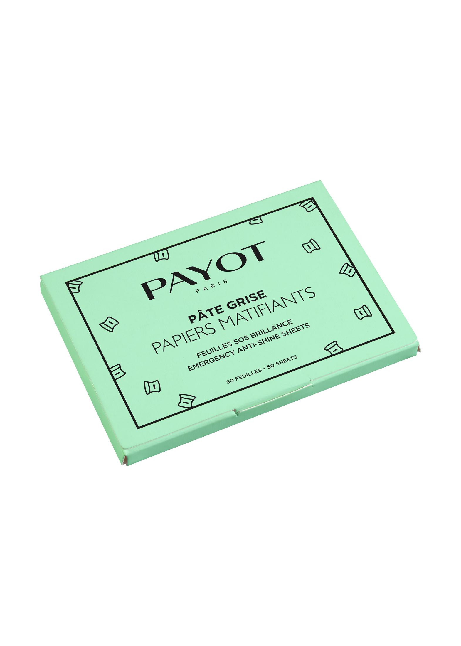 Pate Grise Papirs Matifiants, Box mit 50 Tüchern image number 2