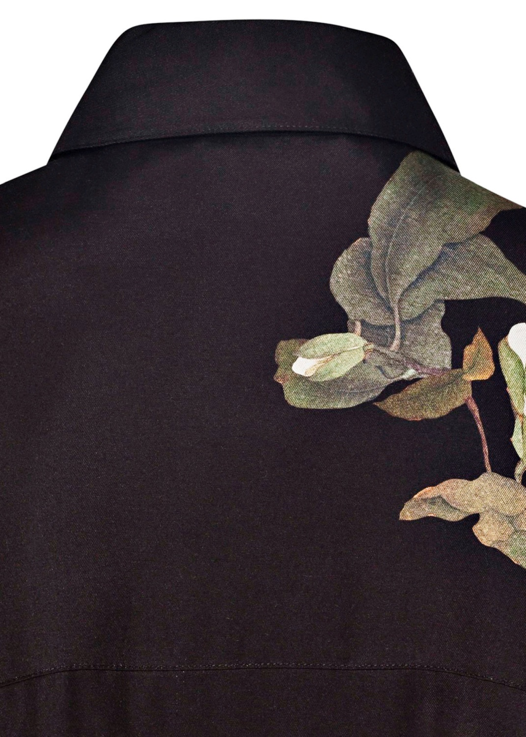 LISIANTHUS COLLARED BLOUSE image number 3