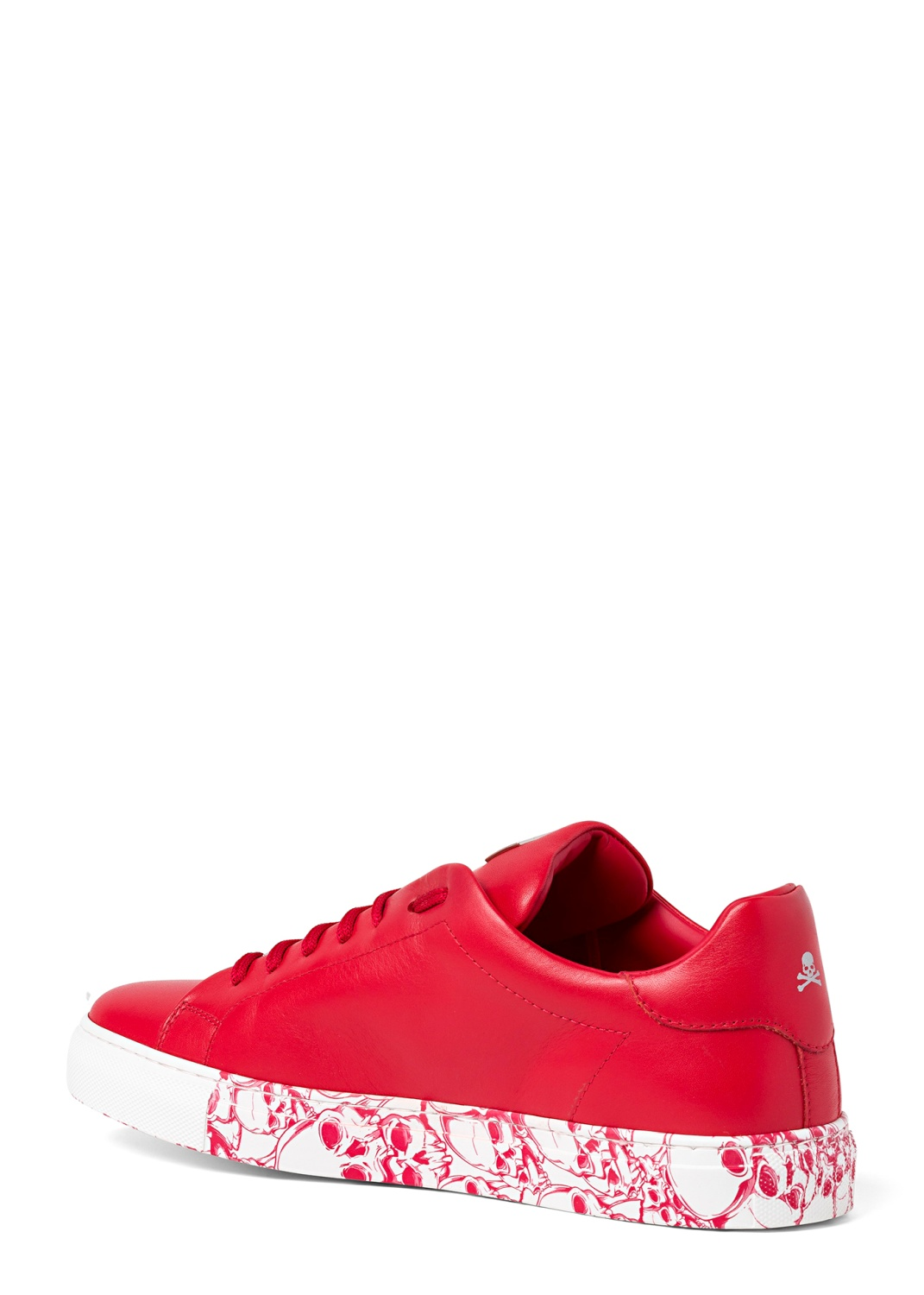 Lo-Top Sneakers hexagon and Skull image number 2