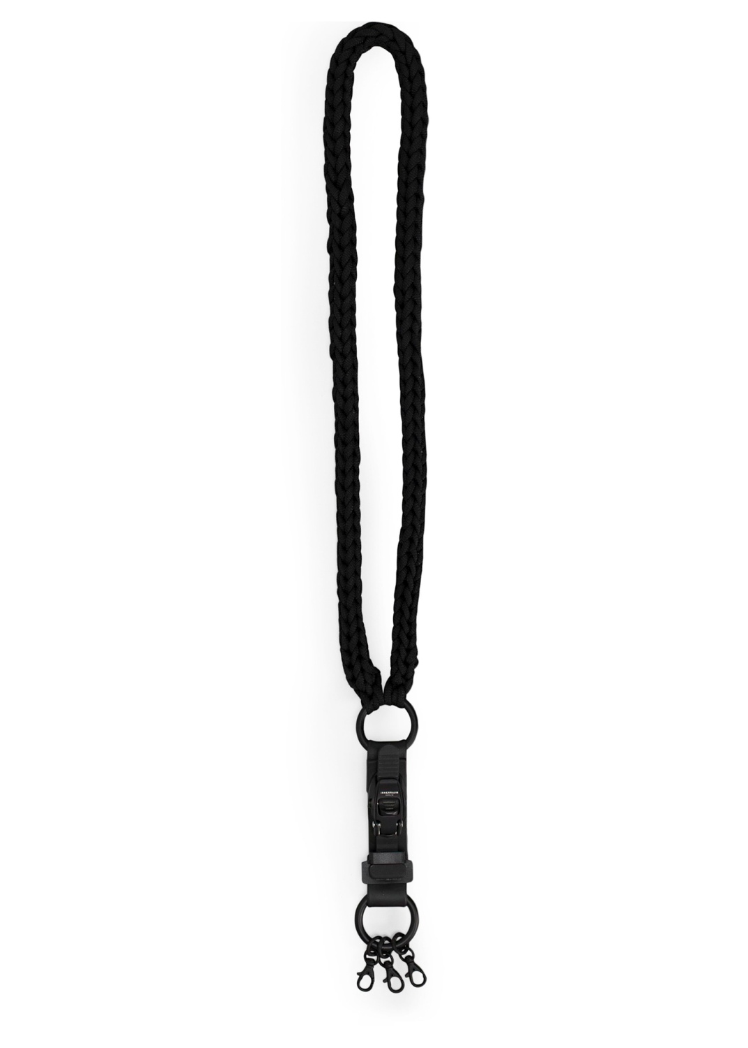 NECK KEY HOLDER BLACK_BLACK image number 0