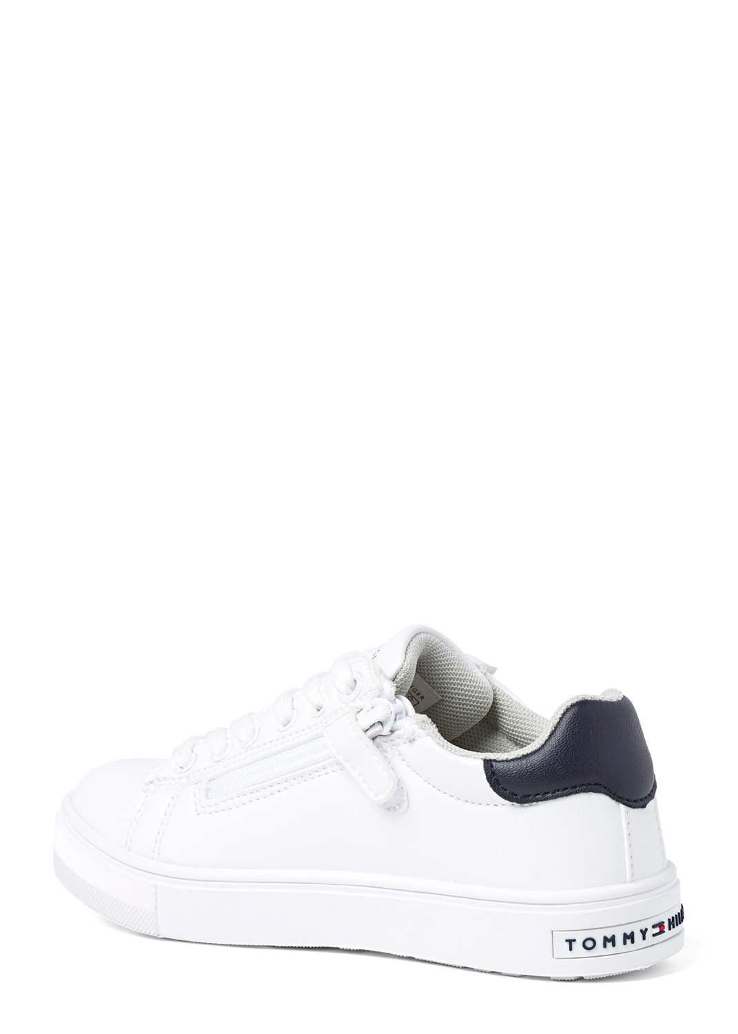 LOW CUT LACE-UP SNEAKER image number 1
