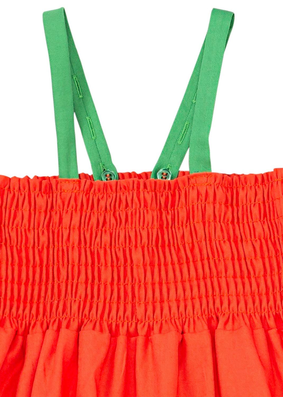 Woven smock dress image number 2