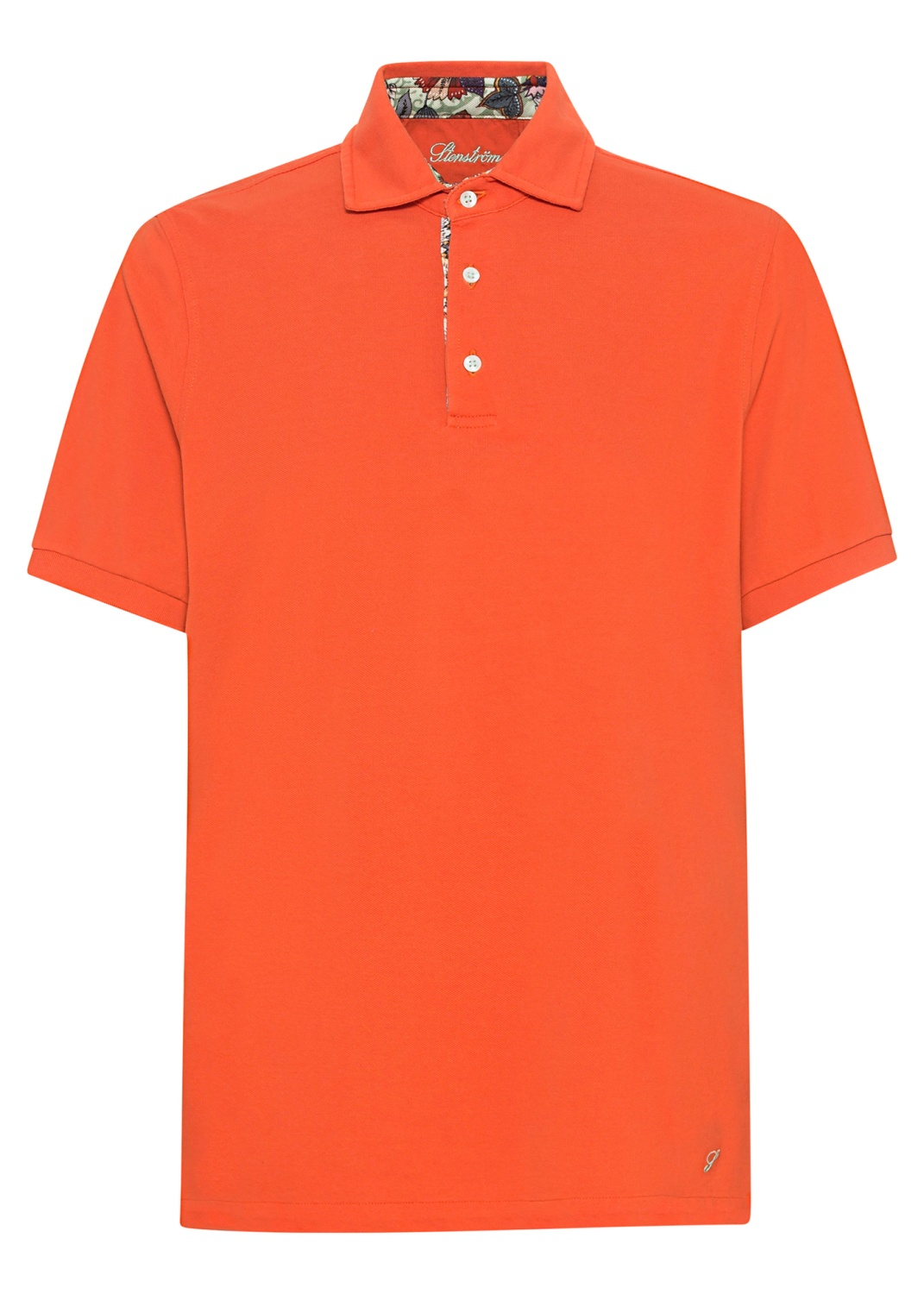 Polo shirt, contrast image number 0