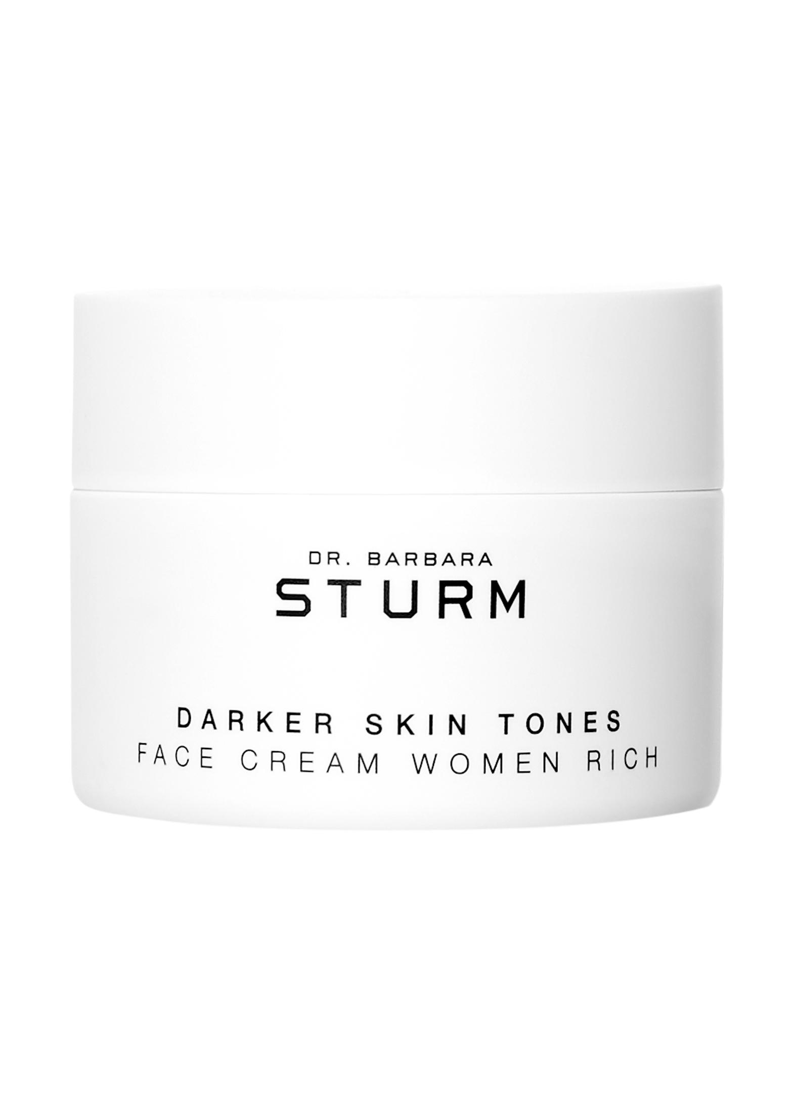 Darker Skin Tones Face Cream Rich 50ml image number 0