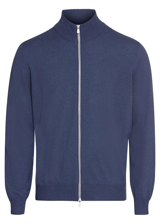 Full Zip Cashmere Cardigan image number 0