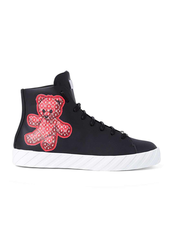 Hi-Top Sneakers Teddy Bear image number 0