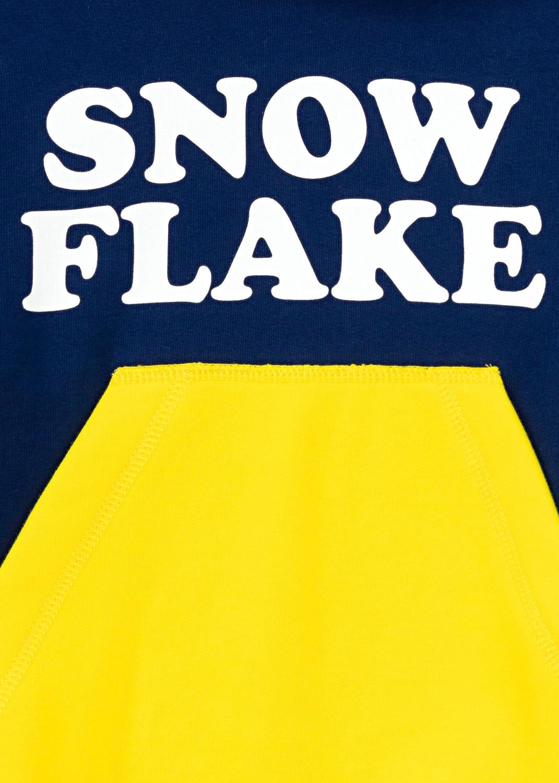 Snow Flake Hoodie image number 2