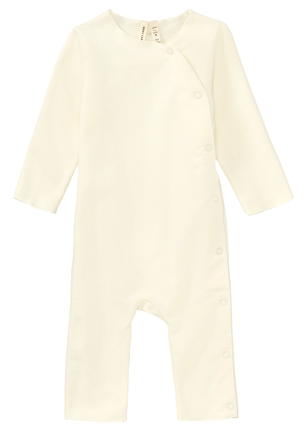 Baby Suit with Snaps image number 0