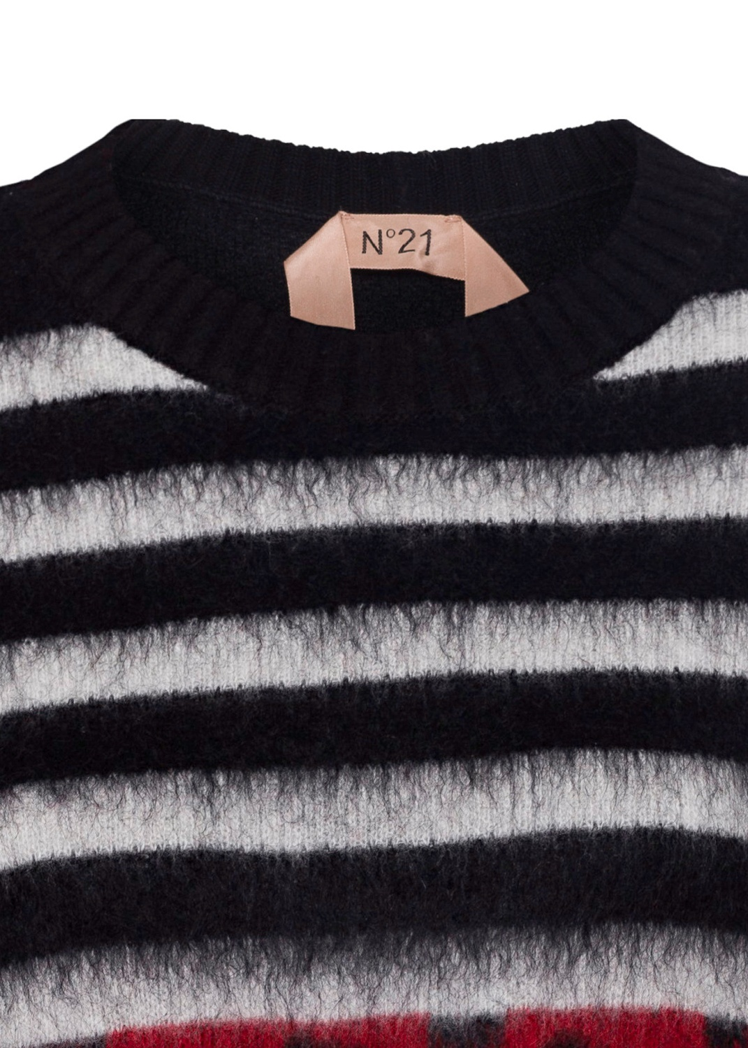 ROUND NECK KNITTED image number 2