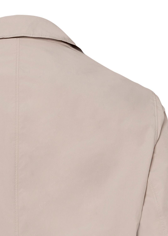 Nylon Raincoat image number 3