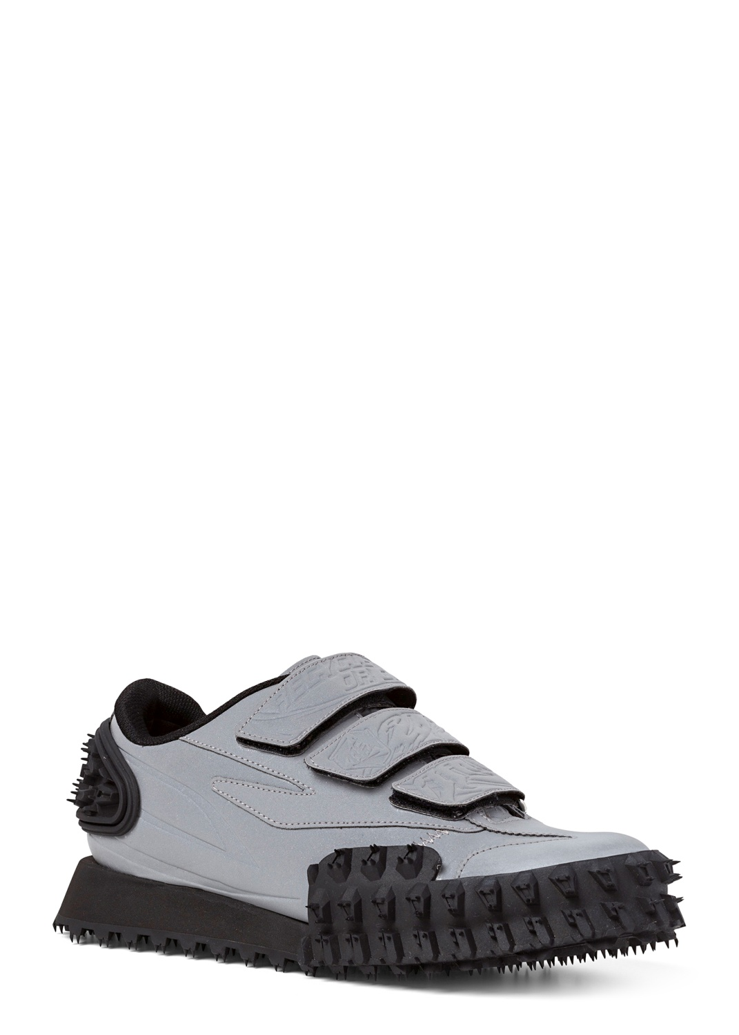 LOW-TOP SNEAKER WITH CHUNKY SOLE image number 1