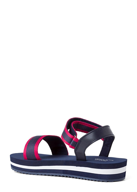 Marlina Velcro Plateau Sandal image number 2