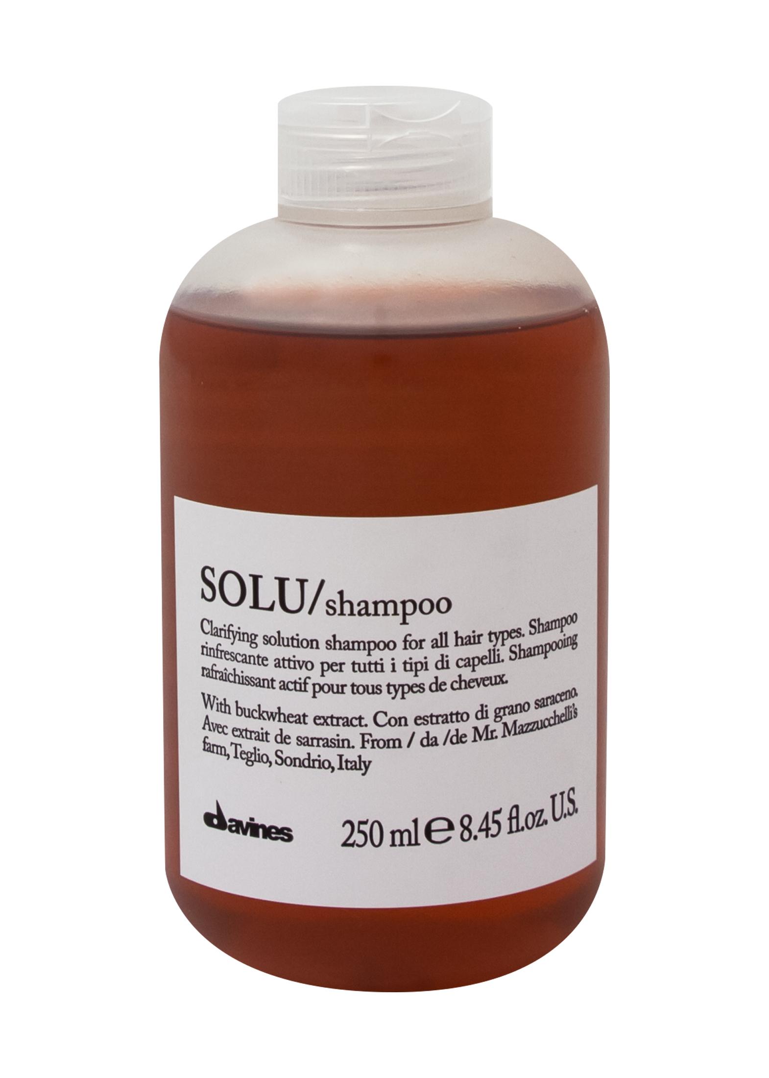 DEHC SOLU Shampoo 250ml image number 0
