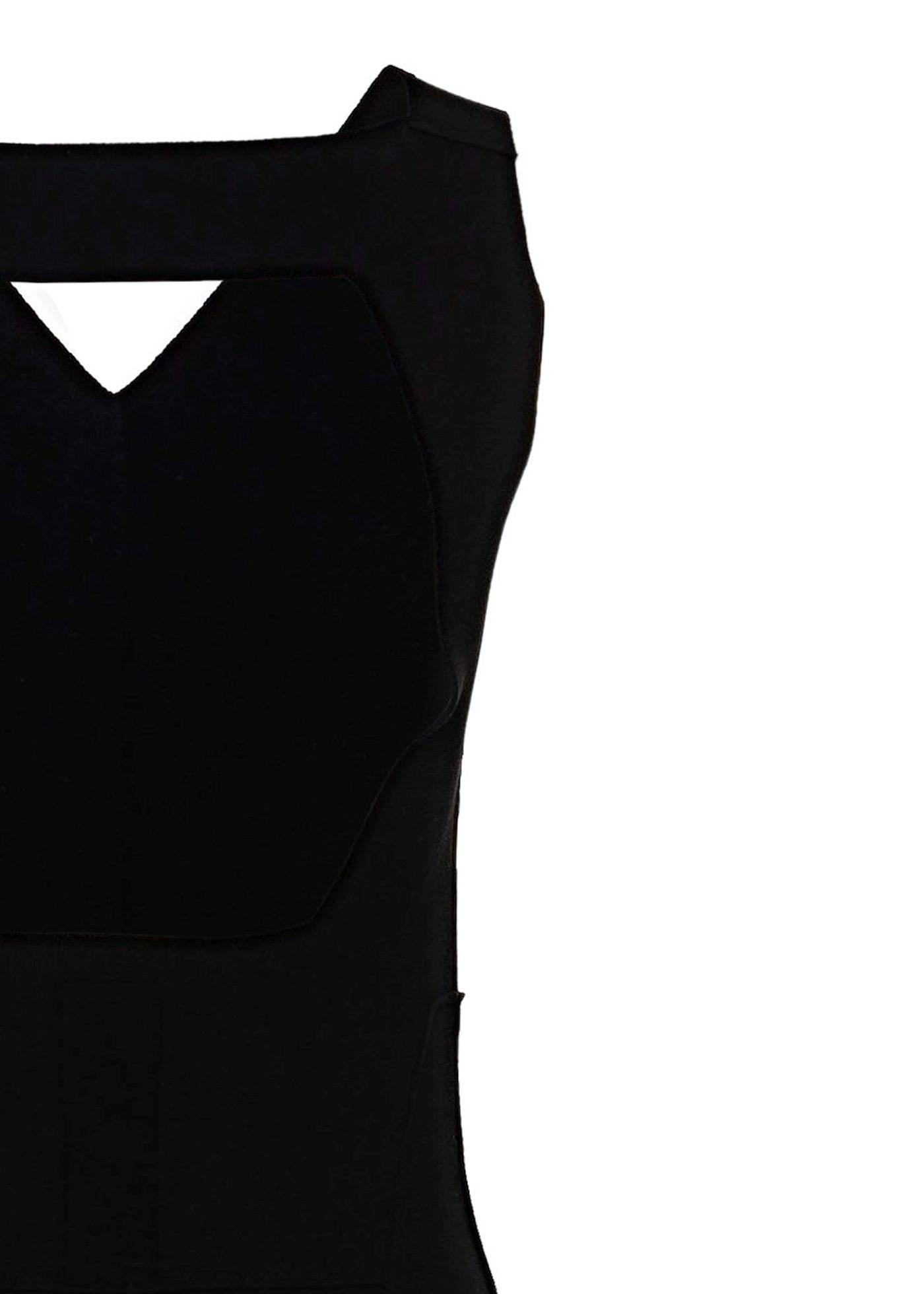 ABITO IN MAGLIA - V DRESS image number 3