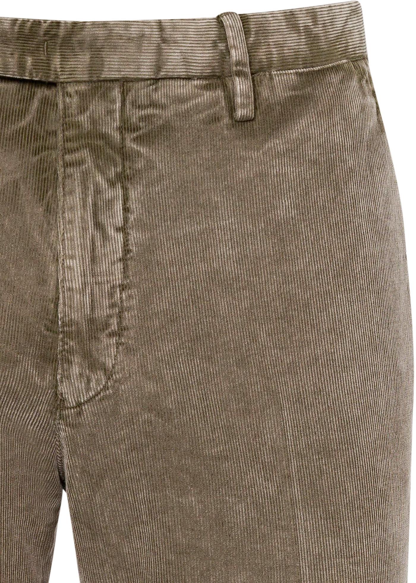 Washed Corduroy Pants image number 2