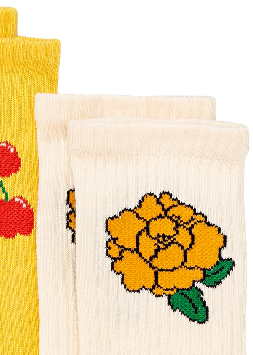 Cherry and co 3 pack socks image number 3